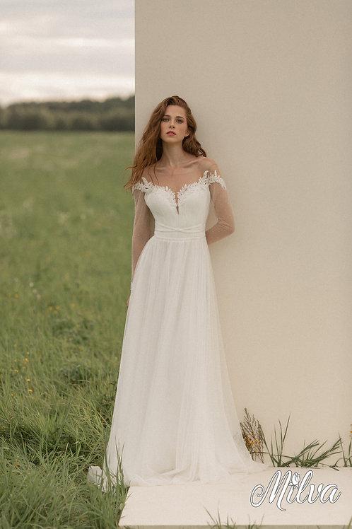 Bonita Milva SheathWedding Dress- To Order