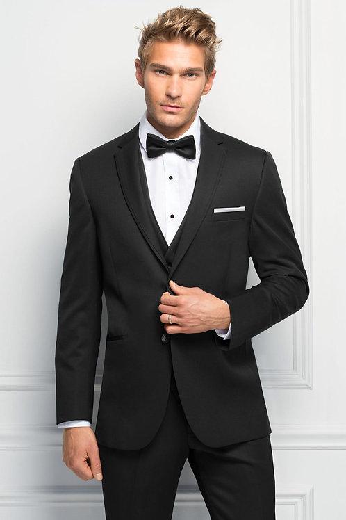 Michael Kors Black Sterling Wedding Suit