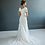 Thumbnail: Victoria MC7226 MBC by Barbie Sheath Wedding Dress- To Order