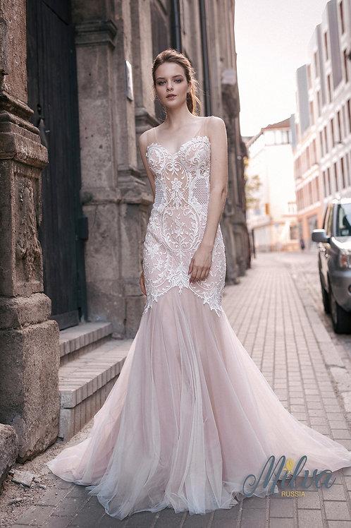 Galatea Milva Trumpet Wedding Dress- To Order