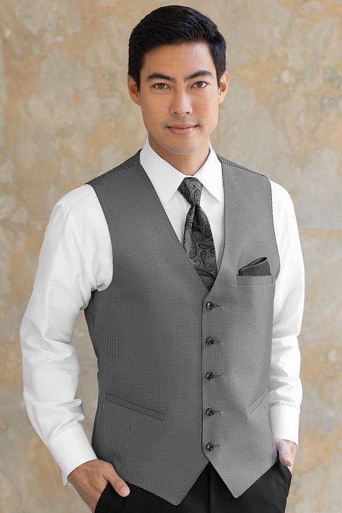 Foundation Steel Grey Vest
