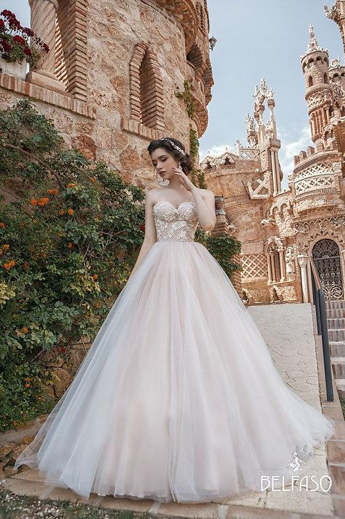 Mirabelle Belfaso A-Line Wedding Dress- To Order