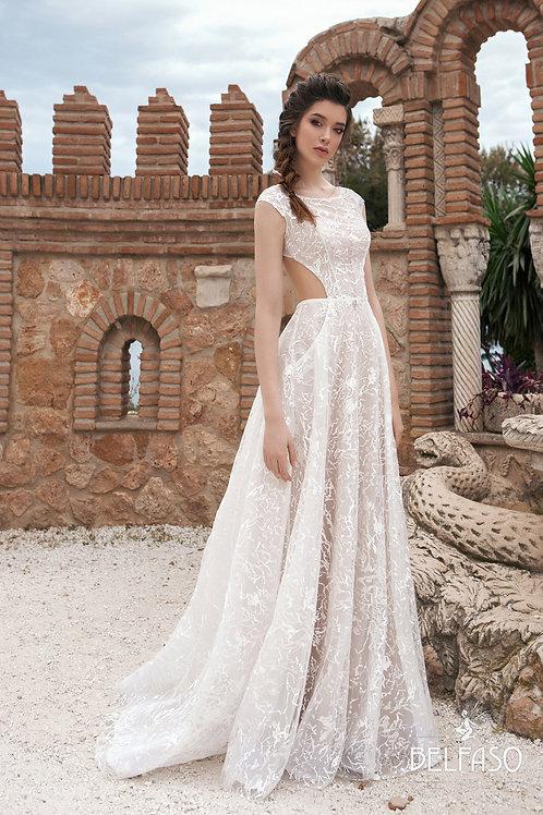 Shemarie Belfaso A-Line Wedding Dress- To Order