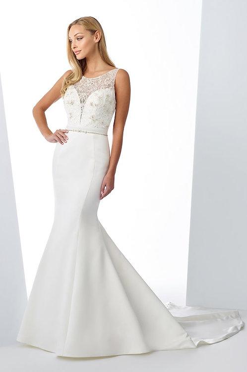 119124 Enchanting Mermaid Wedding Dress- To Order