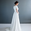Thumbnail: Tiffany MC7232 MBC by Barbie A-Line Wedding Dress- To Order