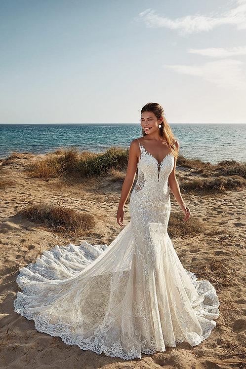 Jade DR2046 Eddy K Mermaid Wedding Dress- To Order