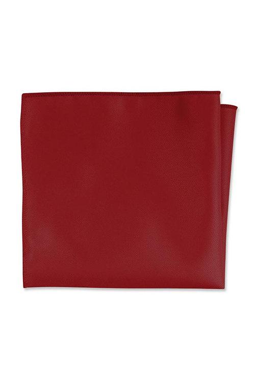 Expressions Ferrari Red Pocket Square