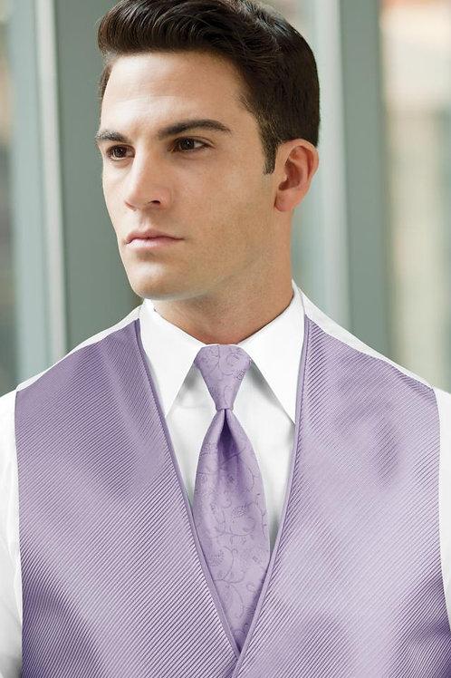 Vine Synergy Bali Lavender Windsor Tie