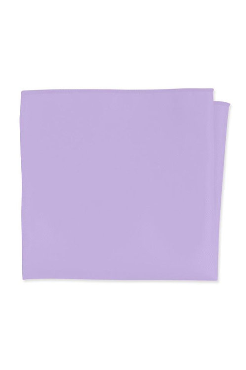 Expressions Lavender Pocket Square