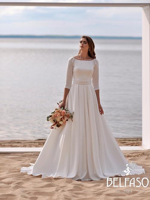 Theon Belfaso A-Line Wedding Dress- To Order