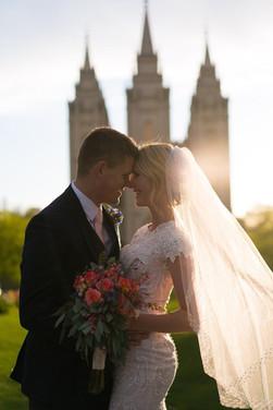 Bride: Jade Bagley