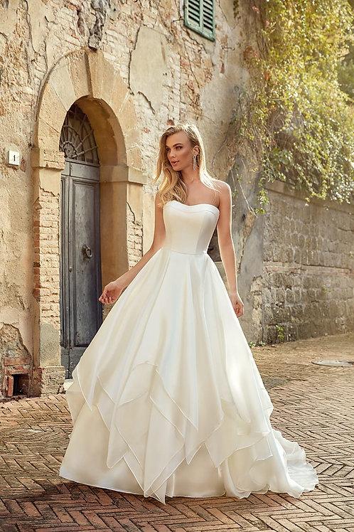 Daisy EK1338 Eddy K A-Line Wedding Dress- To Order
