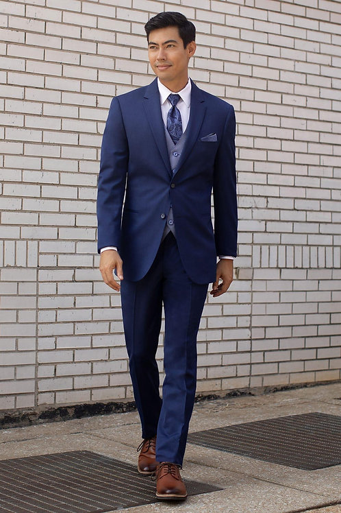 Michael Kors Blue Performance Wedding Suit- For Purchase