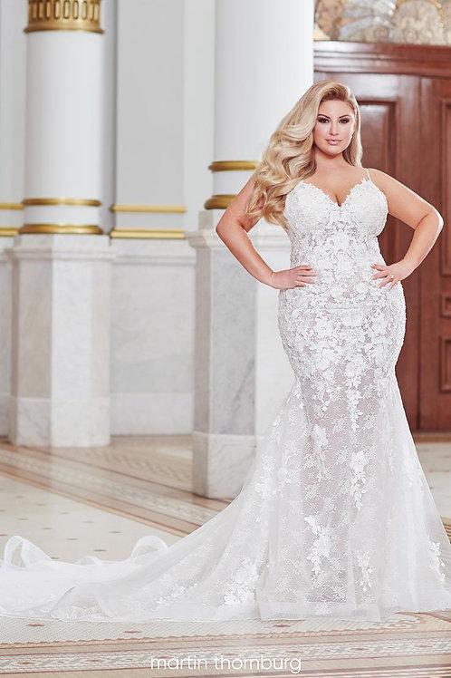 Daryn 220270W Martin Thornburg Mermaid Wedding Dress- To Order