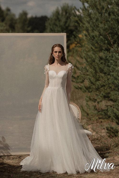 Milly Milva A-Line Wedding Dress- To Order