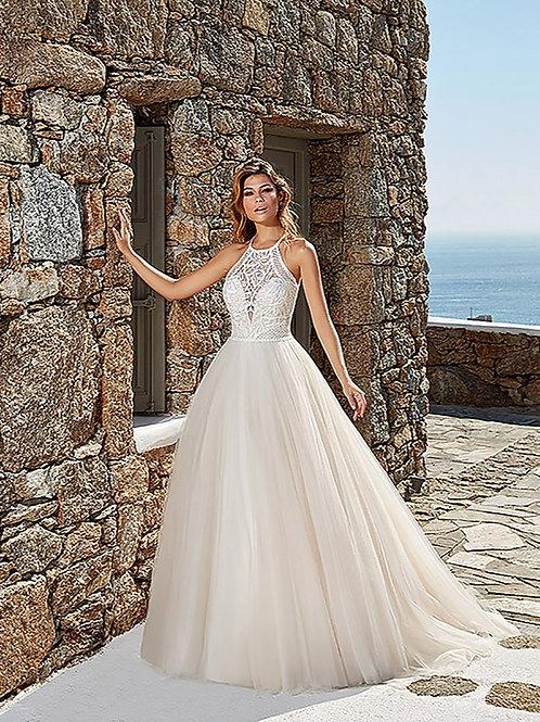 Hawaii EddyK Ballgown Wedding Dress- In Stock