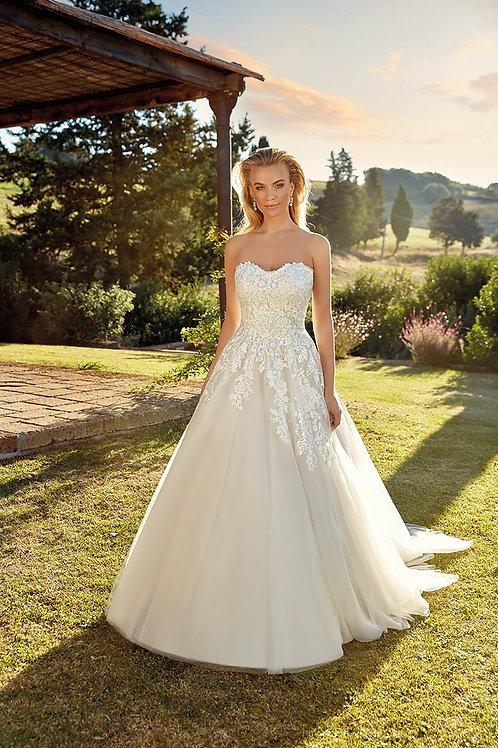 Rita EK1361 Eddy K Ballgown Wedding Dress- To Order