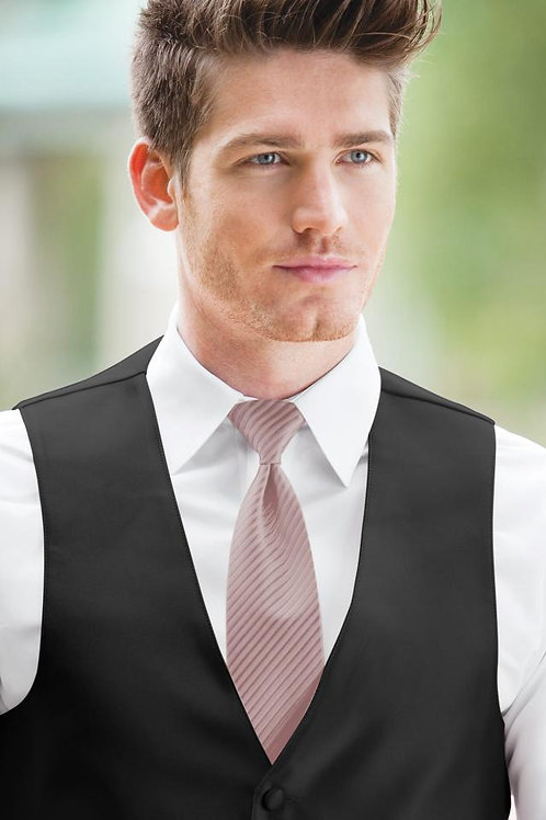 Striped Expressions Quartz Windsor Tie