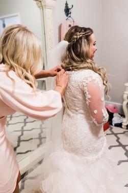Bride: Lexie Orr