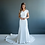 Thumbnail: Kinsley MC7214 MBC by Barbie Fit & Flare Wedding Dress- To Order