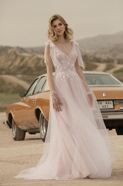 Celebraith Milva A-Line Wedding Dress- To Order