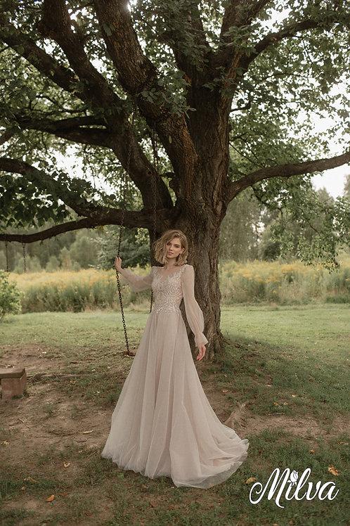 Oxy Milva A-Line Wedding Dress- To Order