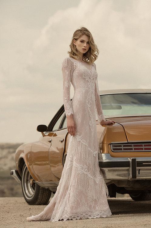 Rumba Milva Fit & Flare Wedding Dress- To Order