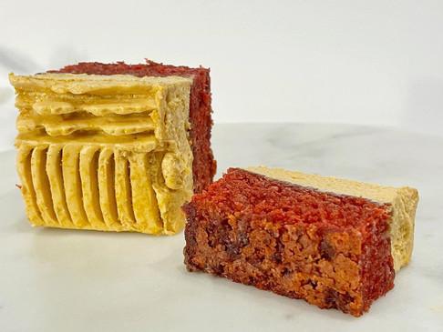 Red Velvet Cake Sample