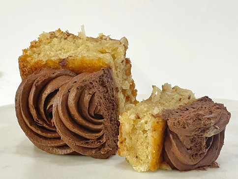 Coconut Cake Sample