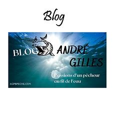 Blog du pecheur|blog andre gilles|agpbpeche