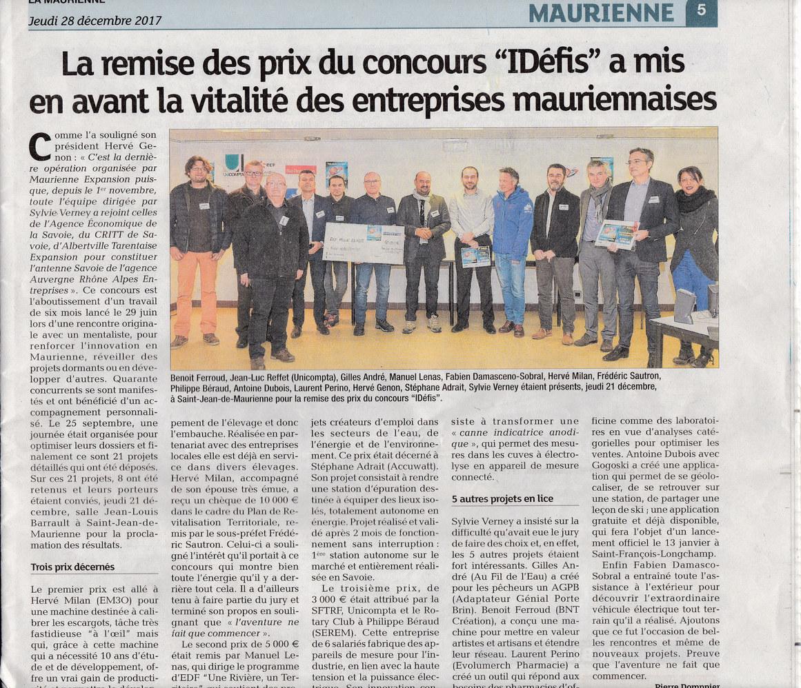 Idefis Maurienne