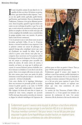 "Magazine 8""6  -3"