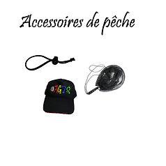 accessoires de peche|agpbpeche|