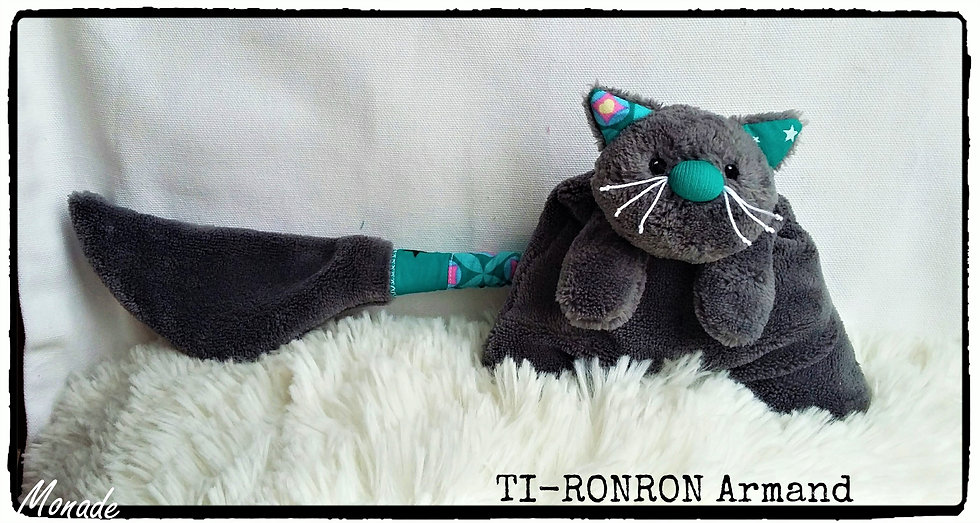 Ti-Ronron Armand