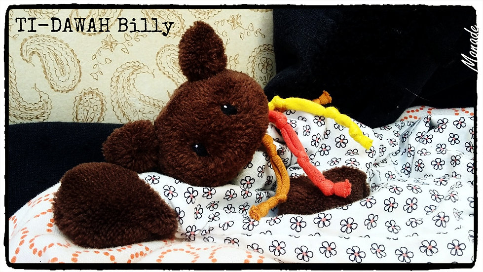 Ti-Dawah Billy