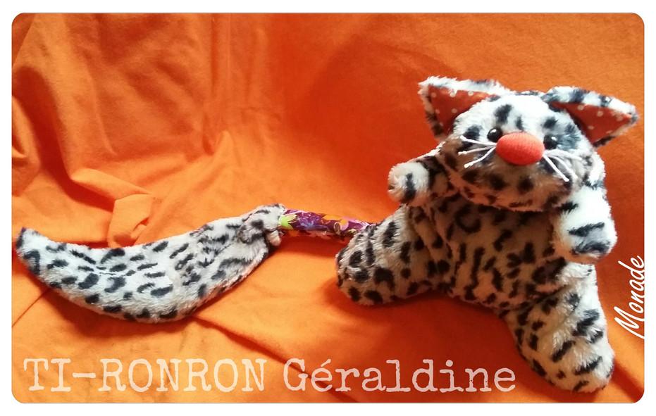 Ti-Ronron Géraldine.
