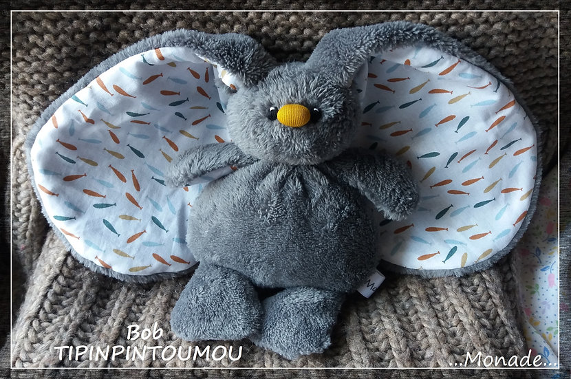 Tipinpintoumou Bob (Oeko-Tex)