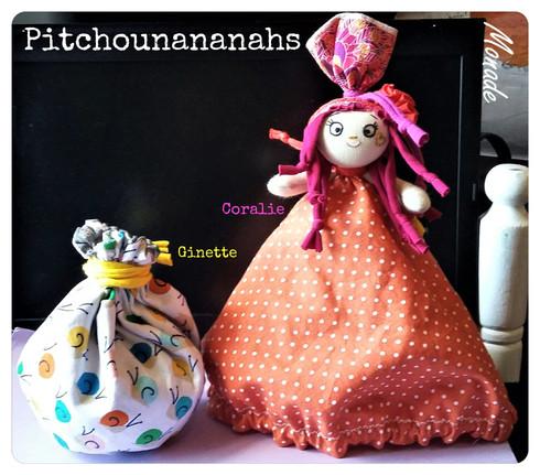 Pitchounananahs duo.