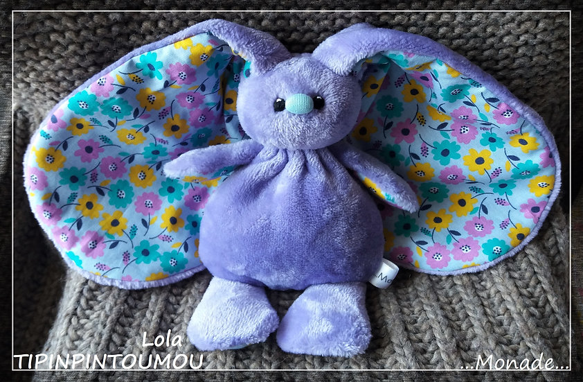 Tipinpintoumou Lola (Oeko-Tex)