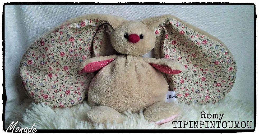 Tipinpintoumou Romy ( Poildoux certifié OekoTex )