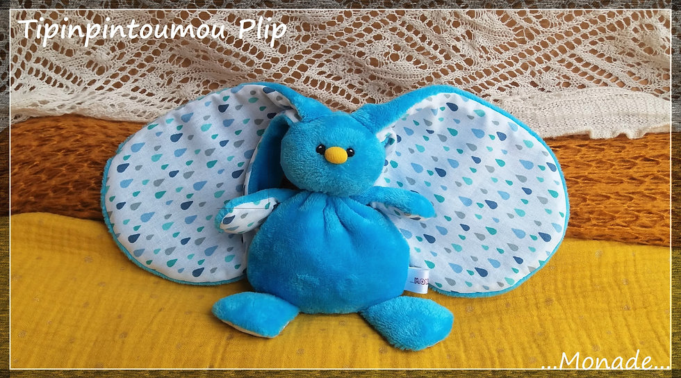 Tipinpintoumou Plip (Oeko-Tex)