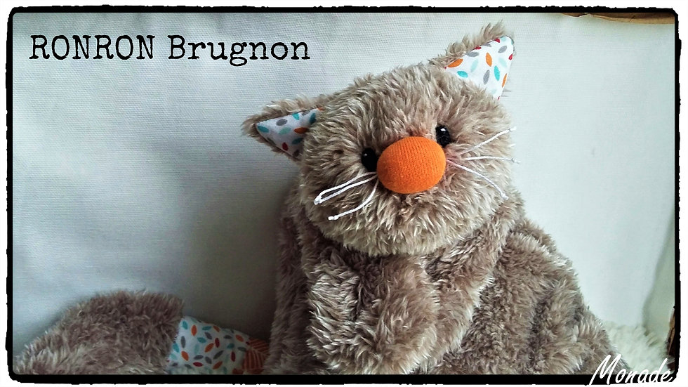 Ronron Brugnon ( LongsPoilsUltraDoux )