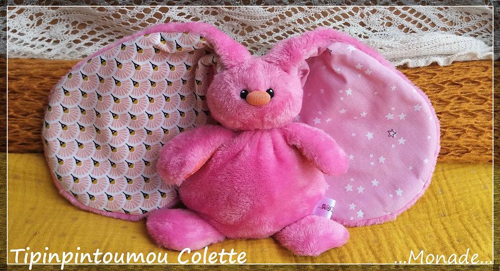 Tipinpintoumou Colette (Oeko-Tex)