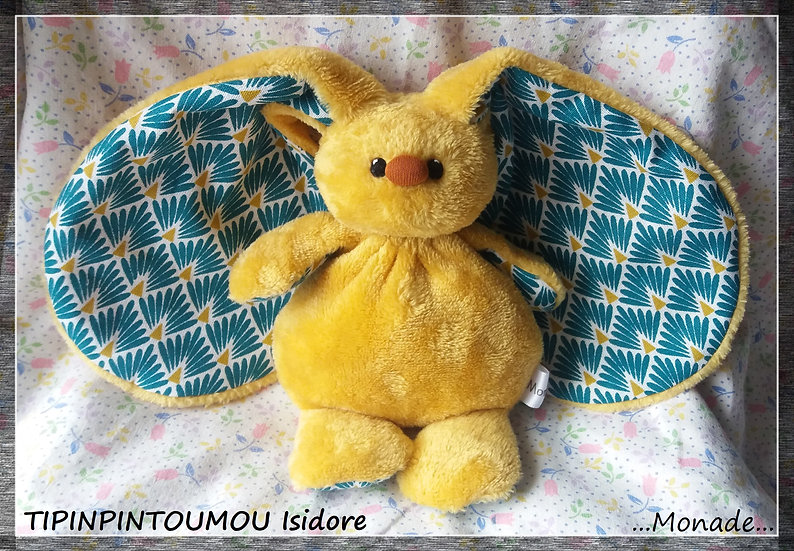 Tipinpintoumou Isidore (Oeko-Tex)
