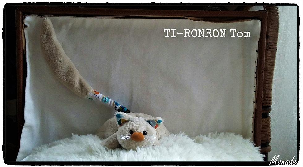 Ti-Ronron Tom (Poildoux certifié OekoTex)