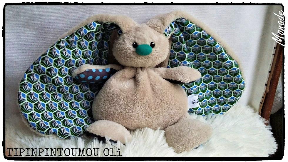 Tipinpintoumou Oli ( Poildoux certifié OekoTex )
