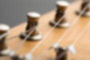 Single String Standard Bridge | Electric Guitar Restringing Service at AH Music, Grantham | Electric Guitar Services