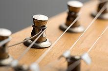 Cordas de guitarra