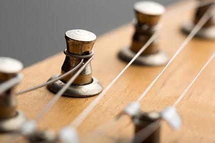 Strängar Gitarr