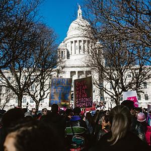 Women's March-Providence, RI